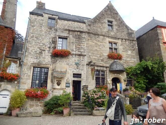 Notre retour en Bretagne après bien des années, en bus  (9 et fin)