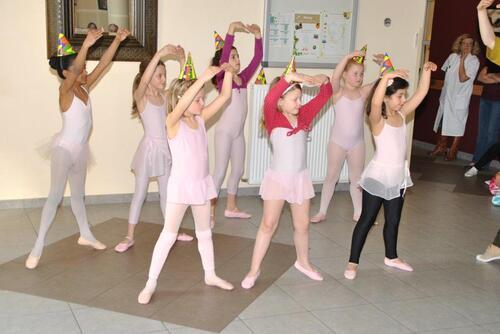 L'Atelier de danse à la résidence Saint Anne