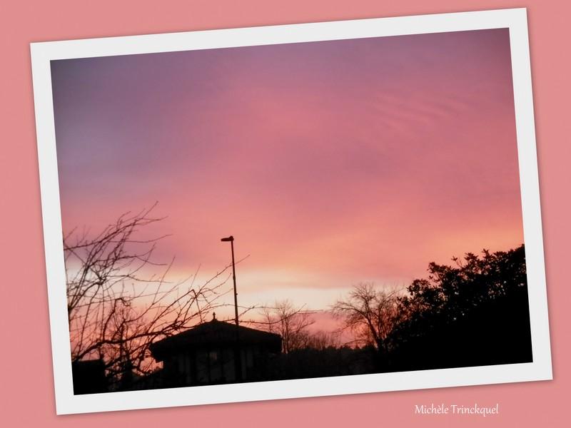 Le ciel au matin du 29 janvier...