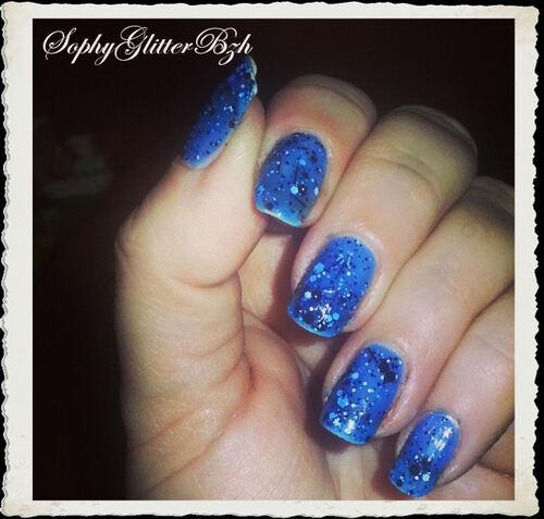 Blue in Bulle