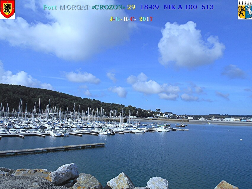 "MORGAT  ""CROZON 29 ""       D    01/12/2017"