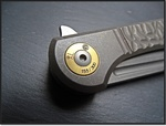 Collaboration Gudy van Poppel et les Editions G, le Bullet Knife...