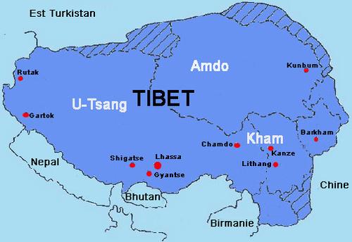 Journée sur la culture tibétaine à la médiathèque de Villejuif (94) samedi 2 novembre 2013