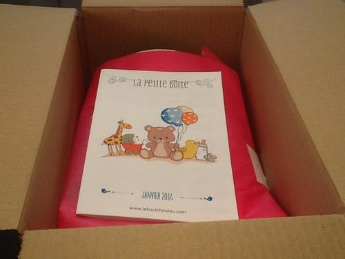 Le Koutchoulou - La box pour les petits boulets