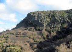 9 décembre 2014 - Boucle du Volcan de Chirouze