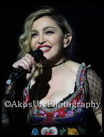 Rebel Heart Tour - 2015 12 09 Paris (2)