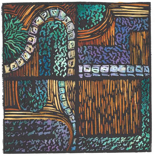 Carrés de jardins (Pascal Juhel)