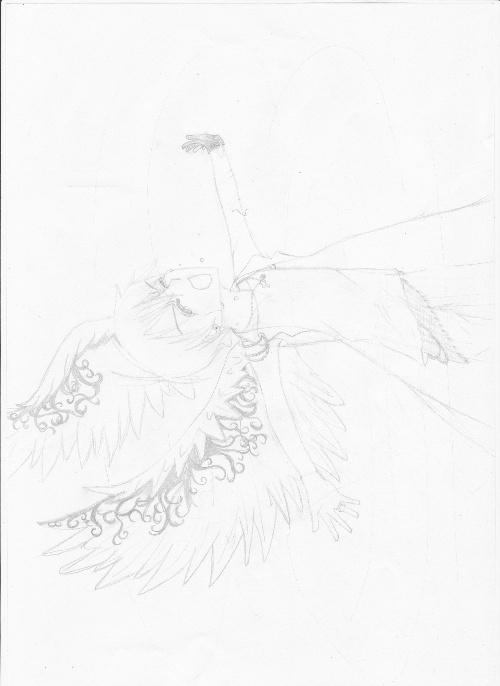 Hiroto ange noir