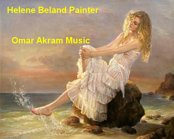 Helene Beland Painter     Omar Akram Passage Of The Heart Music