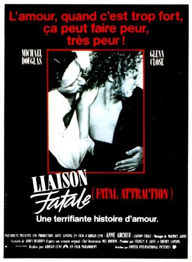 BOX OFFICE PARIS DU 27 JANVIER 1988 AU 2 FEVRIER 1988 : LIAISON FATALE