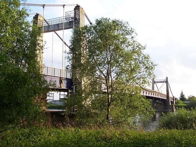 Un pont sur la Moselle 2 Marc de Metz 2011