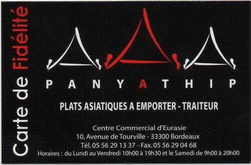 Panyatip à Eurasie : le meilleur Pho de Bordeaux