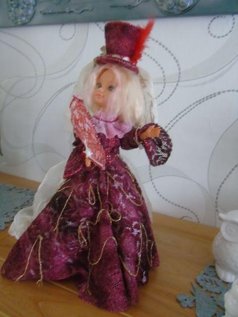 Thérèse et la poupée abandonnée
