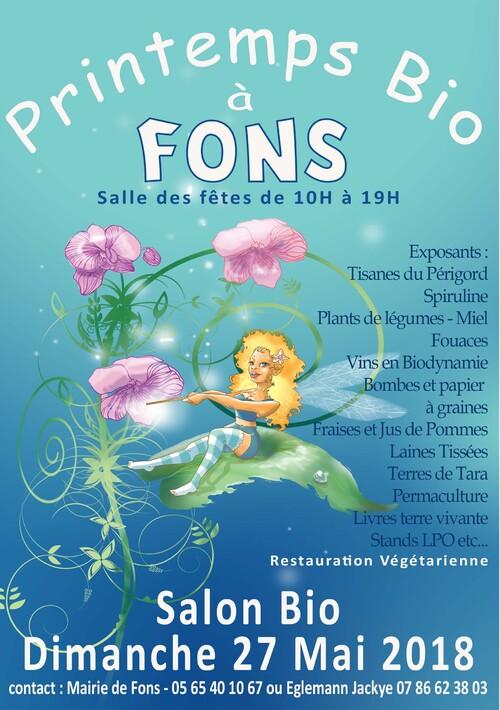27 Mai 2018 Printemps Bio FONS 46