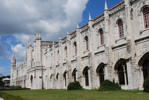 Monastère des Hiéronymites à Lisbonne (photos)