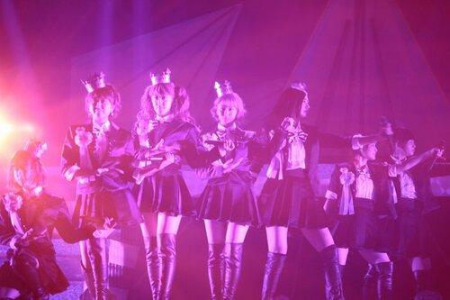 Les Berryz au Budokan : 11/09/14