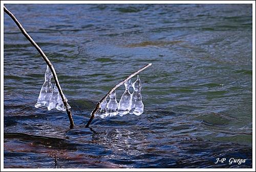 """""""Images cristallines"""" par Jean-Pierre Gurga..."""