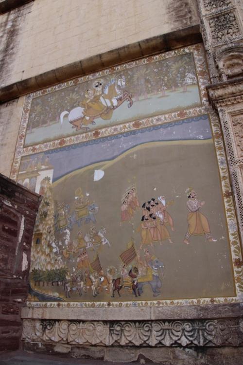 la forteresse de Jodhpur (1)