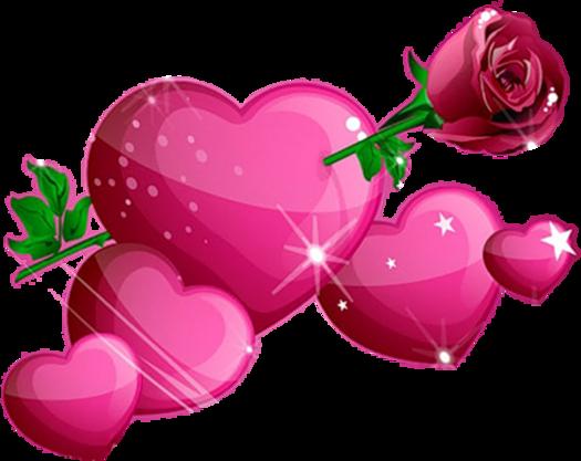 Les désirs amoureux deviennent passion.
