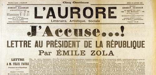 La vie d'Emile Zola
