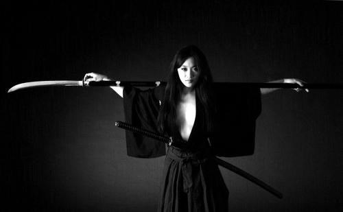 Onna-bugeisha - 女武芸者