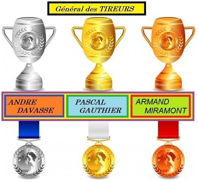 5 IEME CONCOURS DE LA SAISON.