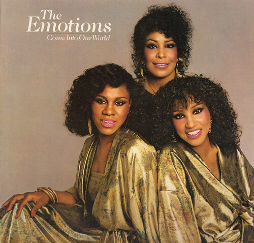 "The Emotions : Album "" Come Into Our World "" ARC Records JC 36149 [ US ]"