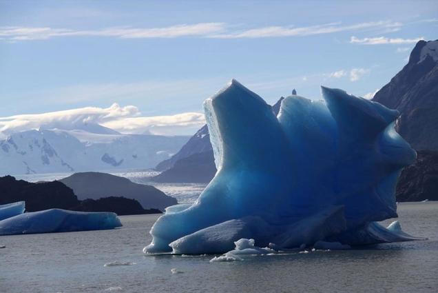 Lac Grey - Patagonie australe