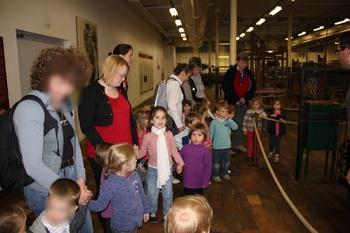 Notre sortie à l'Ecomusée de fourmies, musée du textile.