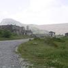 Le village du Mont cenis abandonné depuis la construction du bagare
