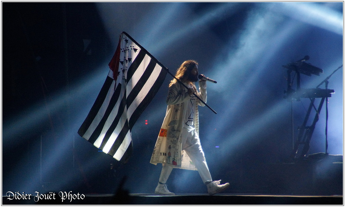 Thirty Seconds to Mars / Vieilles Charrues 2014