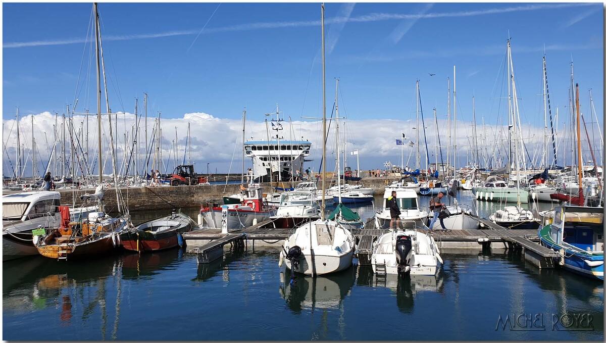 Bretagne Ile de Groix, 2ème partie
