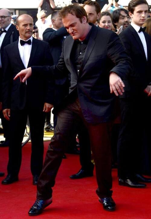 QUENTIN TARANTINO DIRECTEUR FILS DE TONY TARANTINO