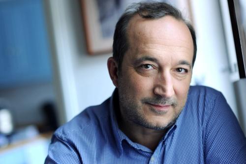 103. Gilles Paris - écrivain