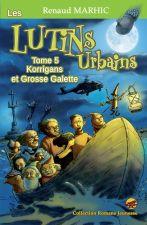 Les lutins Urbains tome 5- Korrigans et grosse galette