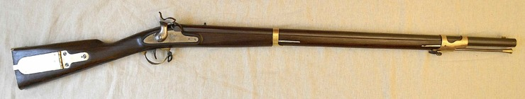 The Model 1841 Percussion Rifle ... the Mississippi Rifle