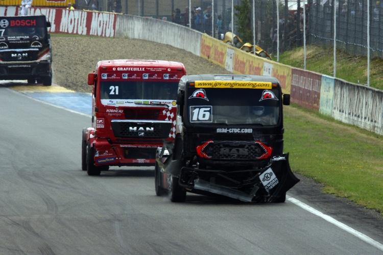 Nogaro - Camions