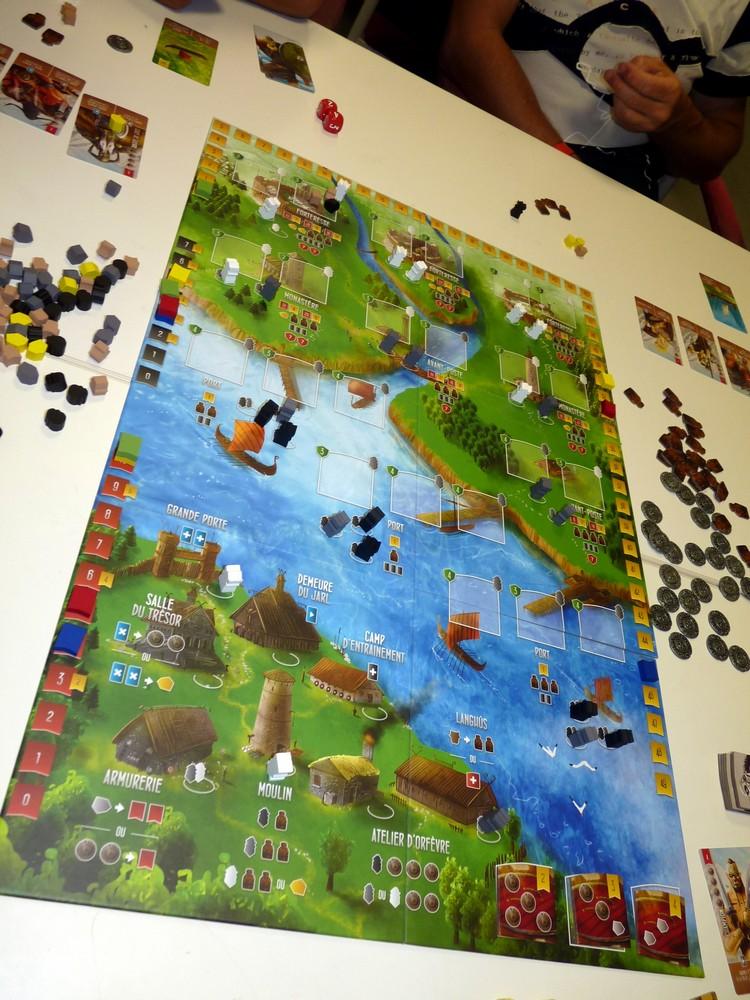 Pillards de la Mer du Nord (fin)