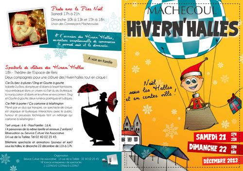 Machecoul : dernier marché de Noël ce week-end