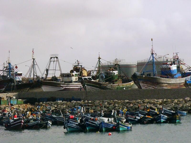 El Ouatia - Tan Tan plage