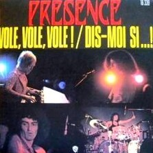 PRÉSENCE 45T 4 1973 A