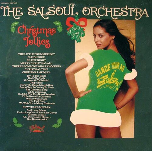 SALSOUL ORCHESTRA - Merry Christmas All