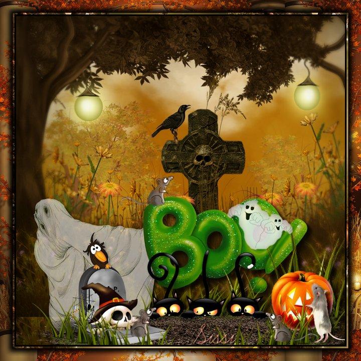 * Mon Halloween 2014 *