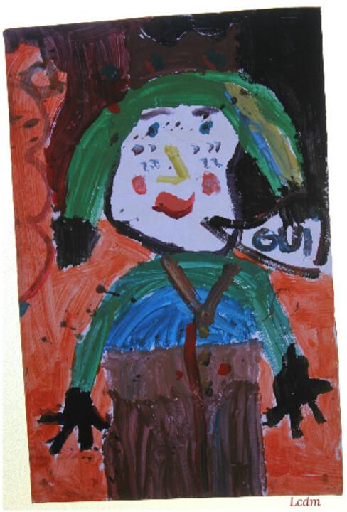 Arts visuels CM / Galerie d'autoportraits