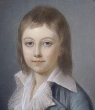 Louis-Charles de France, dit Louis XVII  ( 1785-1795 )