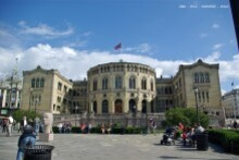 Oslo-Stortinger-parlement