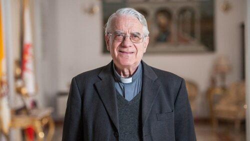 P. Lombardi: Ignace de Loyola, le saint d'une Église en sortie - VA