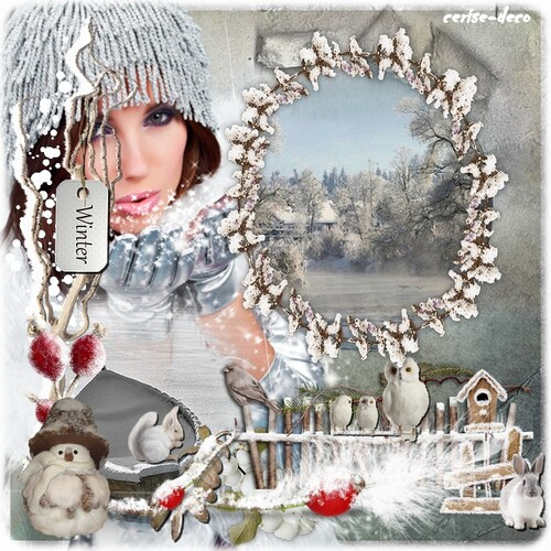 gif hiver - winter