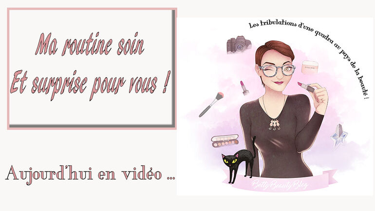 Ma routine soin et concours !