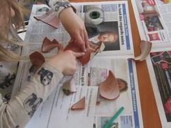 Atelier apprenti archéologue